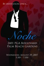 Noche Invite