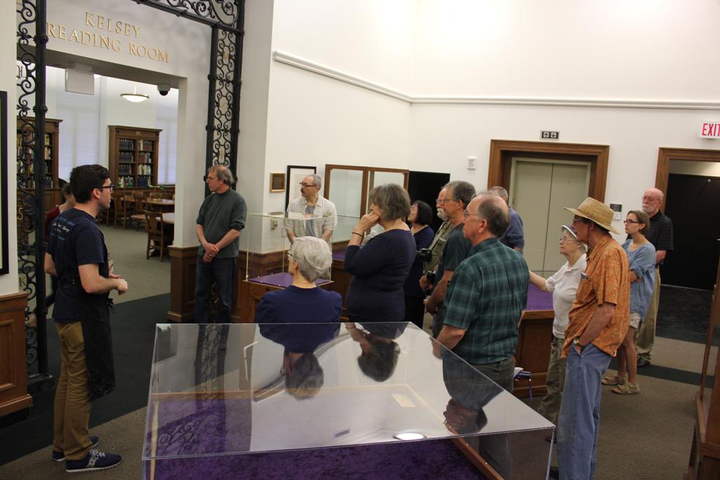A&M University Cushing Memorial Library