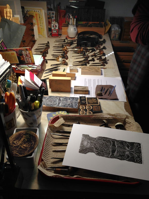 Wood Engraving History in Chicago