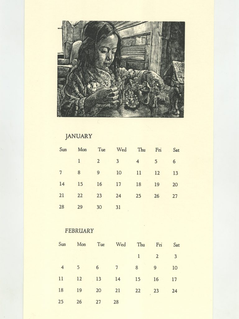 New Double Month Calendar is a Double Delight!