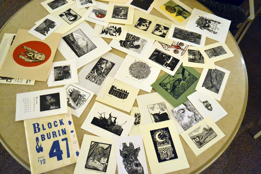 Wood Engraving Highlighted in Wisconsin