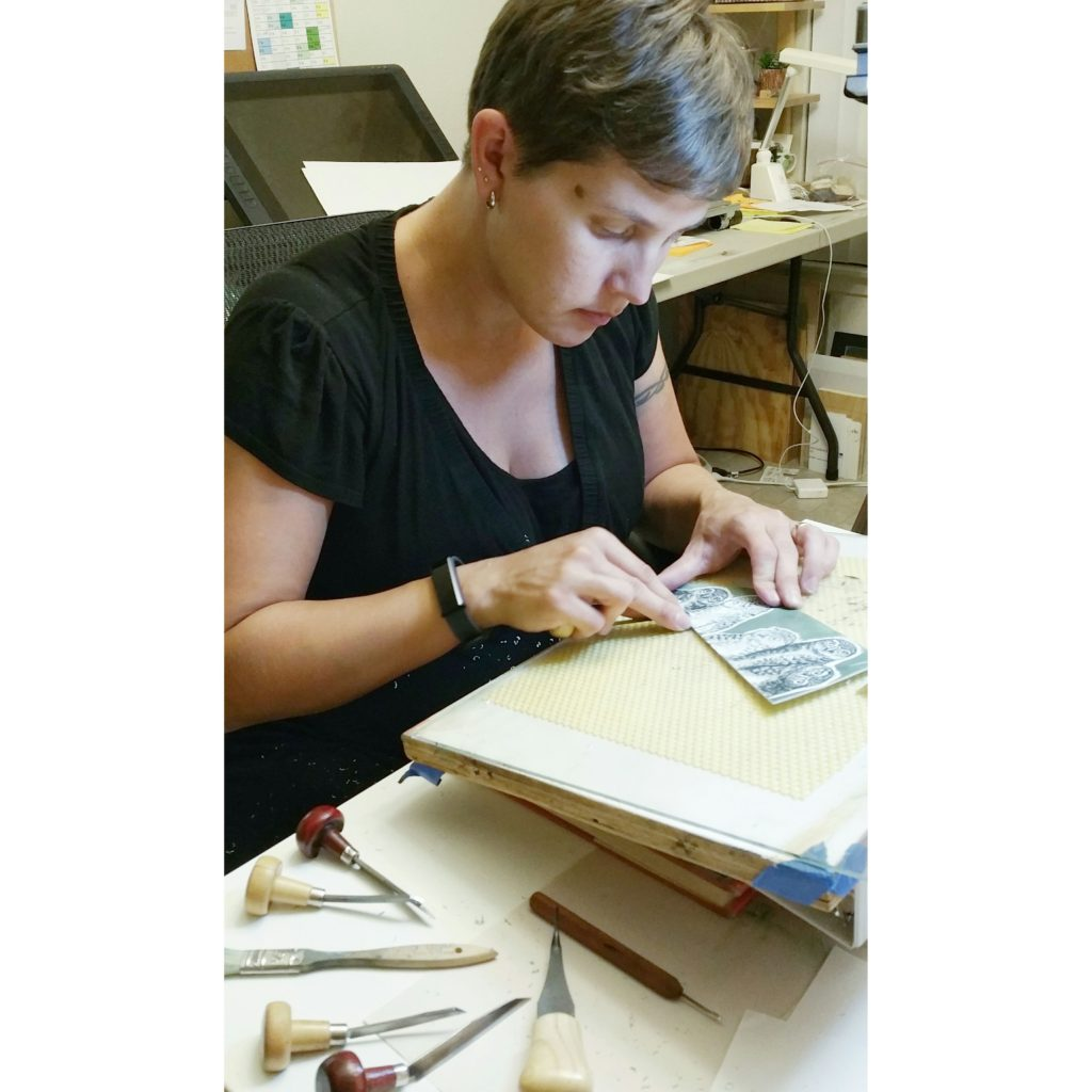 Mirka Hokkanen's Wood Engravings Bring Color & Whimsy to New Picture Book