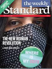 The weekly Standard cover week of June 29, 2009