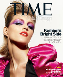 Time Style & Design cover
