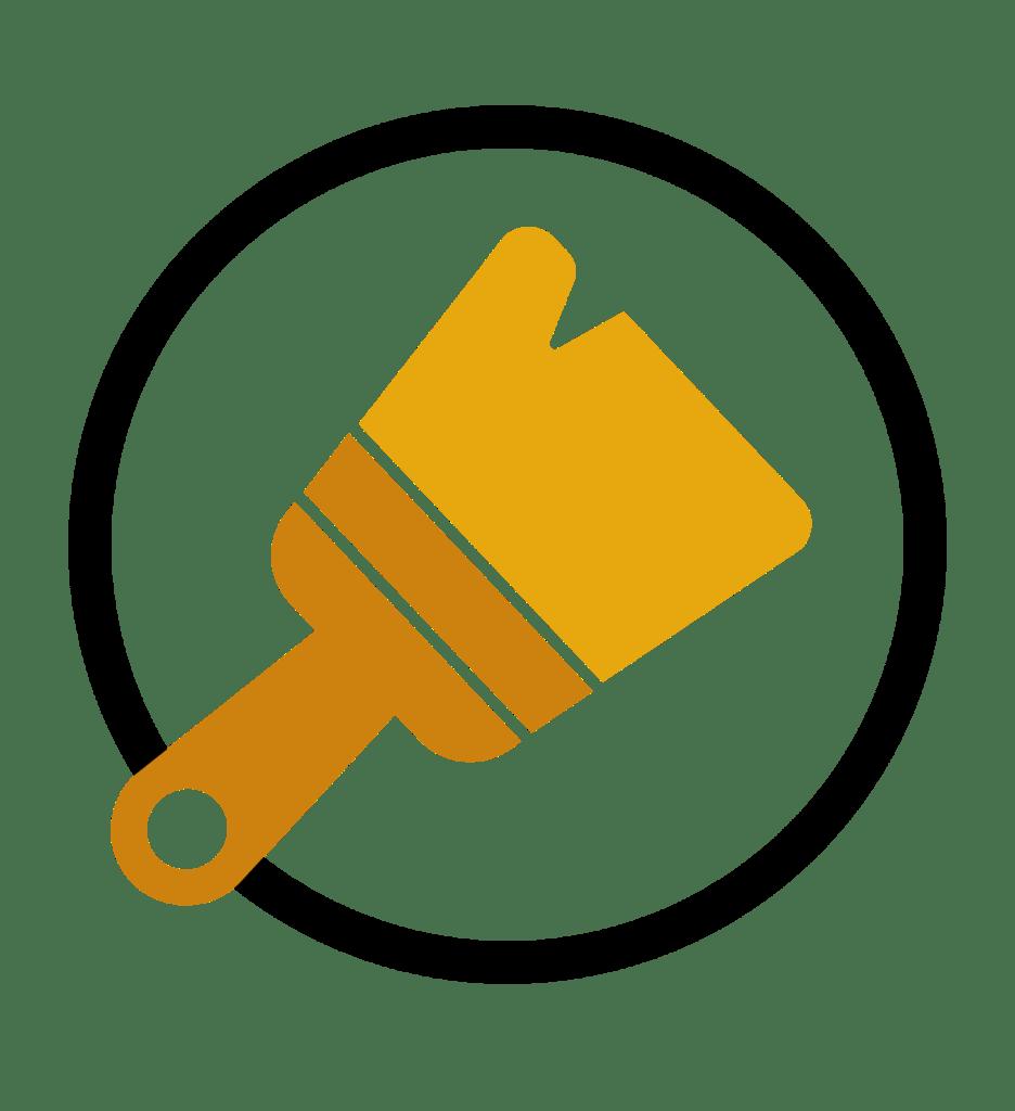 Wooden Luxury Icons RGB Maintenance