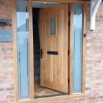 Why Solid Oak Front Doors Still Reign Supreme
