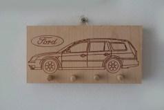 Гравиран автомобил