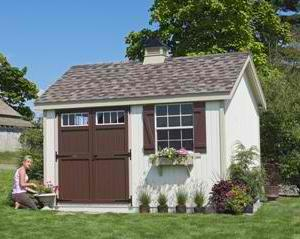Little Cottage Company - Colonial Sheds & Barns