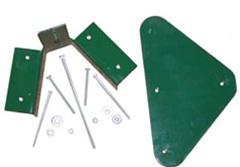 Swing Set Swing Beam Brackets & Hardware