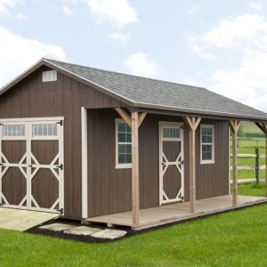 LakeSide Sheds Premier Collection - Rancher Shed