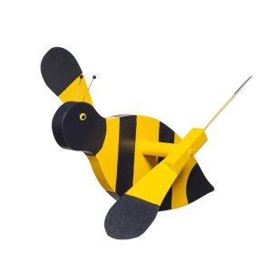 Bumble Bee Whirly Bird by Beaver Dam