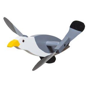 Seagull Whirly Bird by Beaver Dam