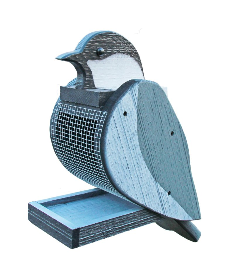 Chickadee Bird Feeder by Beaver Dam