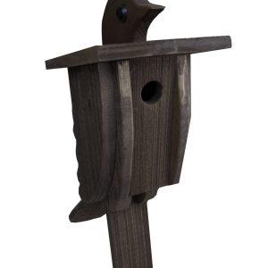 BlueBird Birdhouse by BrookSide Woodworks