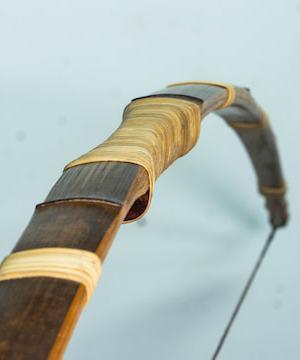 碳化孟宗竹弓