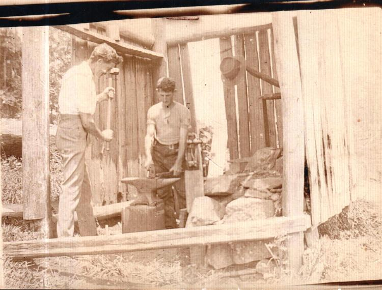 blacksmith-shop