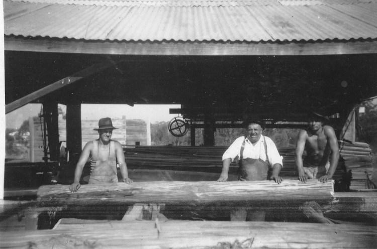 Brookers case mill 440's or 50's Mo Maroske, Nugget, Edgar Brooker