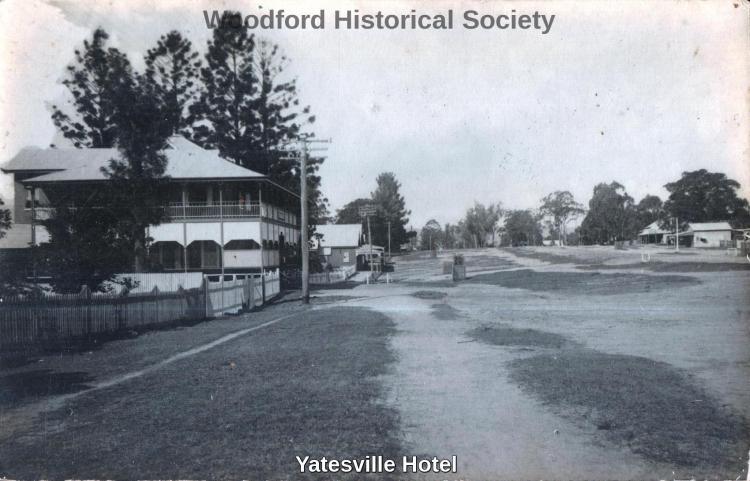 Yatesville Hotel
