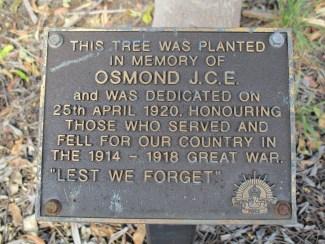 Osmond 1