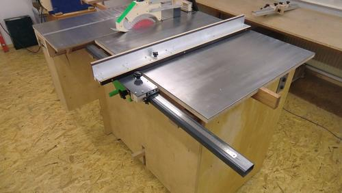 A New Design For A Format Tablesaw