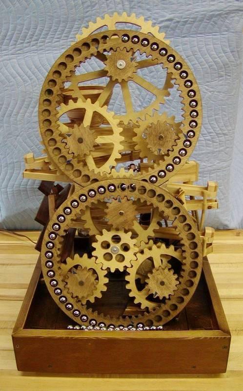 Marble Machine Plans