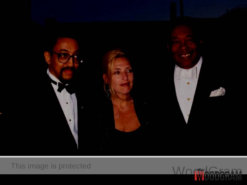 Gregory Hines Wife Pamela