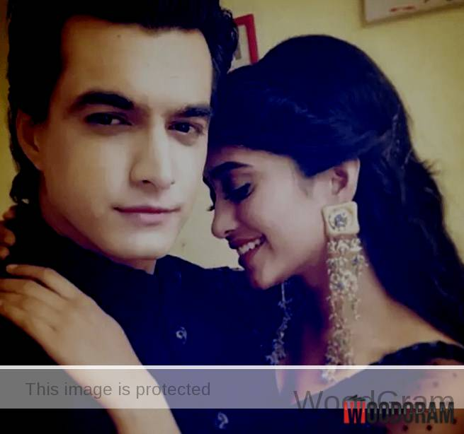 Shivangi Joshi And Mohsin Khan Pic