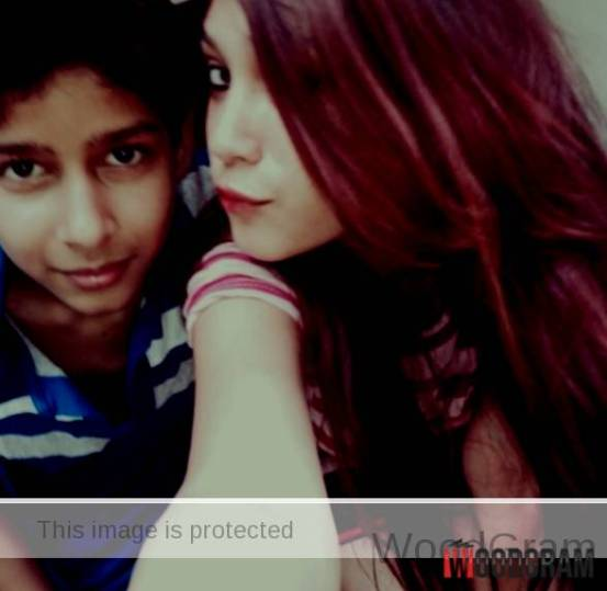 Anushka Mitra's Younger Brother