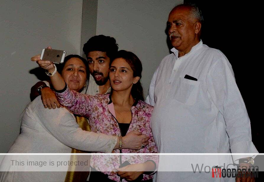 Huma Qureshi Father, Mother And Brother