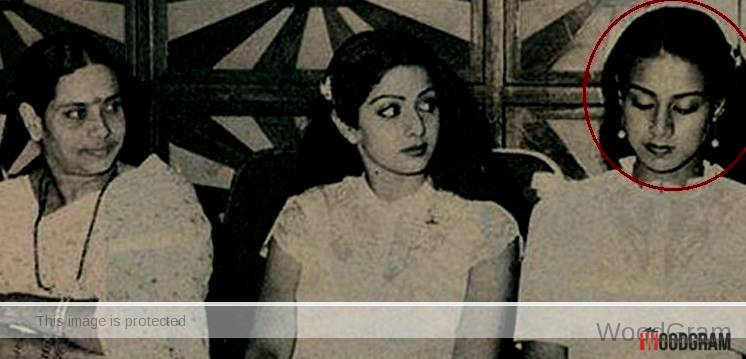 Rajeswari Yanger Daughter Sridevi And Srilatha Yanger