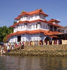 Parassinikkadavu temple
