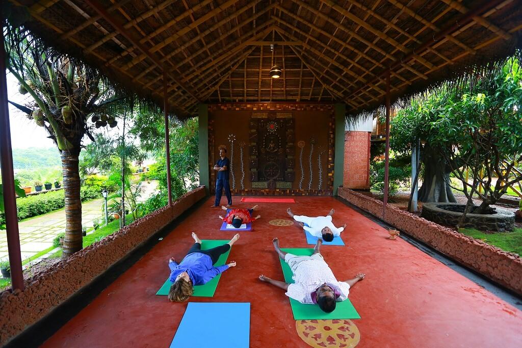 Yoga Hall 1