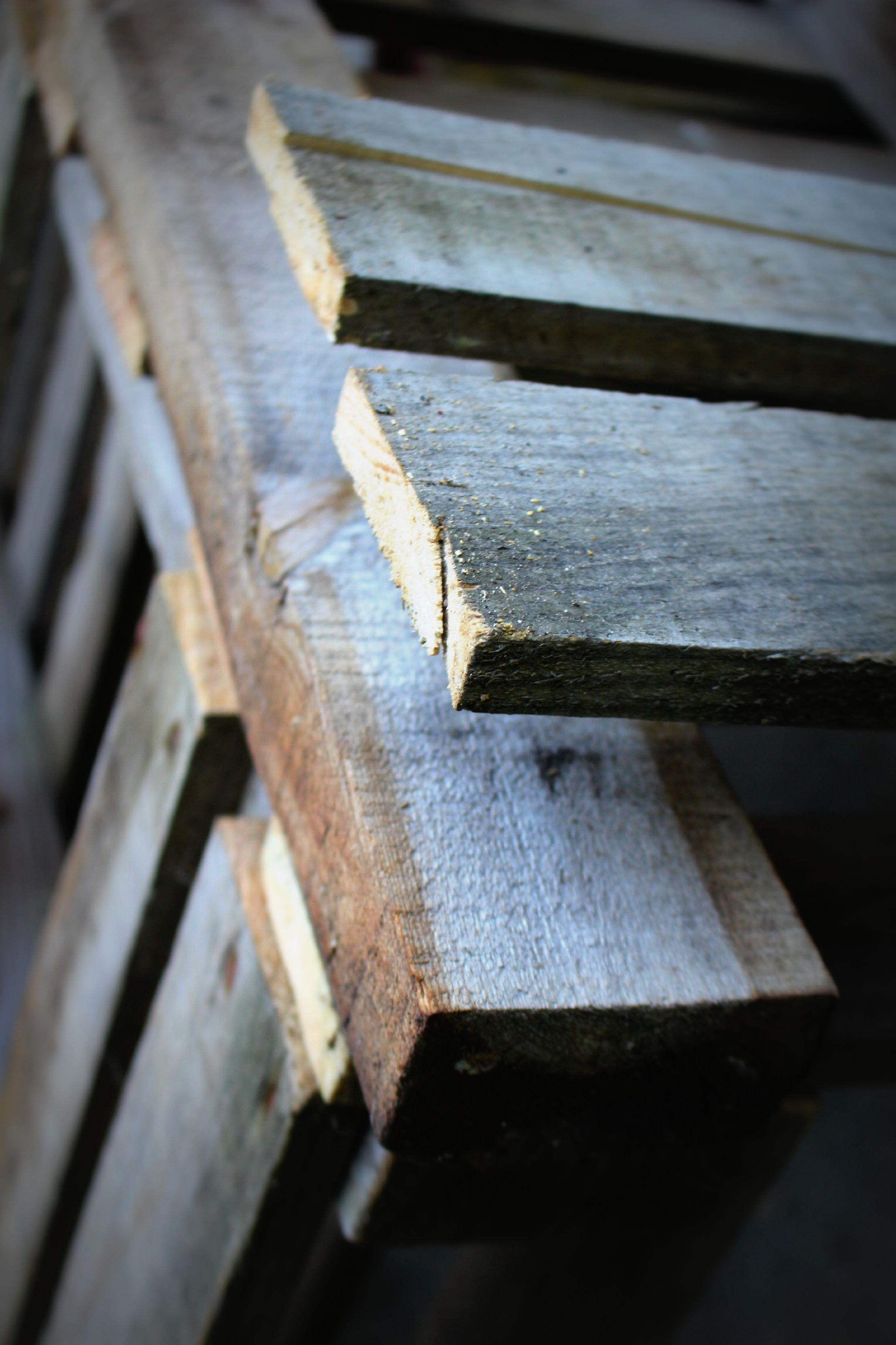 DIY Un Banc En Palette Rapide Woodhappen