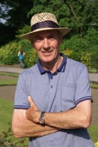 John Egan MBE