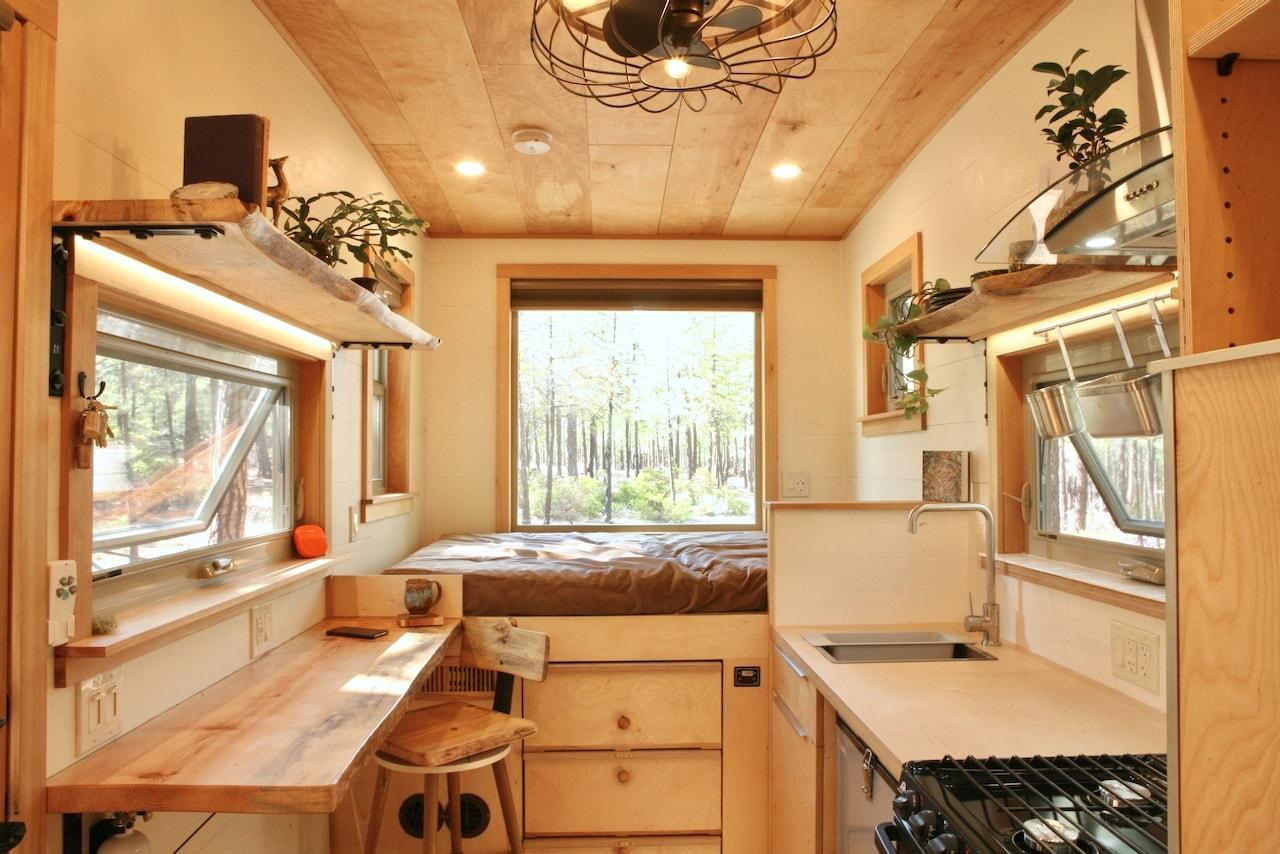 29ft McKenzie - Customize this Family-Crafted tiny house into Your