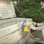 Build It Outdoor Storage Bench Wood It S Real Wood It S Real