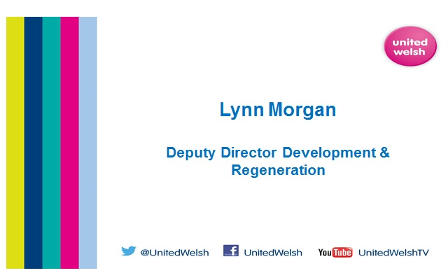 First slide from Power Point Presentation by ~United Welsh