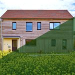 Timber Cladding—Specification Guidance for Social Housing