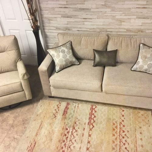Woodland Park Model 2018 Ivory Coast Decor