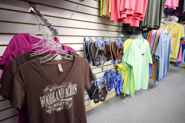 Woodland Acres Campground T Shirts