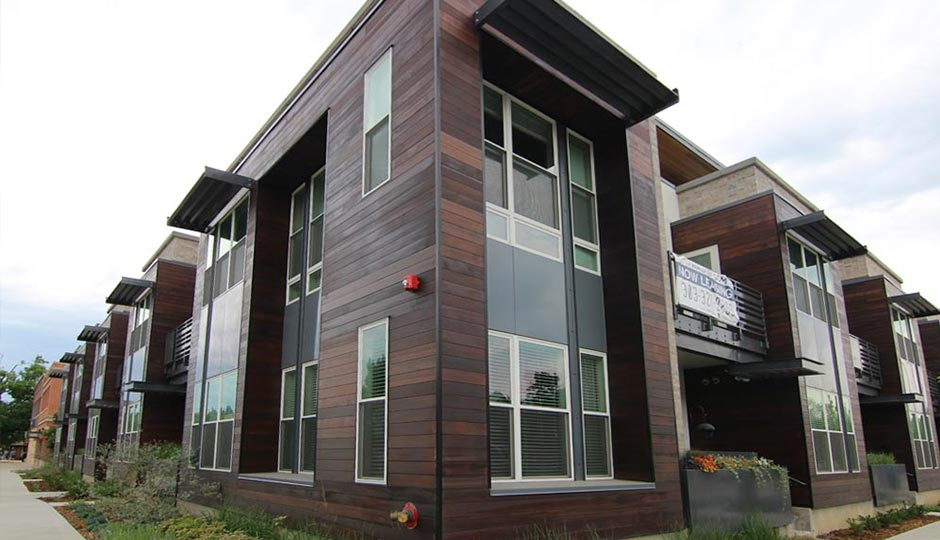 Woodland Appartments Philadelphia Siding And Exterior