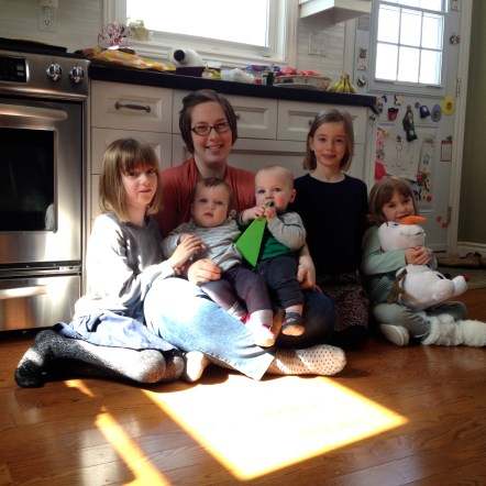 I spent a morning with these wonderful girls (Stella, Addie and Chloe) and I couldn't believe how much they'd grown in two short years!