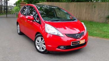2010 Honda Jazz for sale by Woodlands Cars (4)