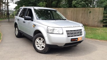 Land Rover Freelander Commercial for sale by Woodlands Cars (7)