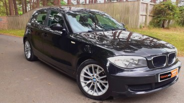 2007 BMW 118d SE for sale by Woodlands Cars (6)