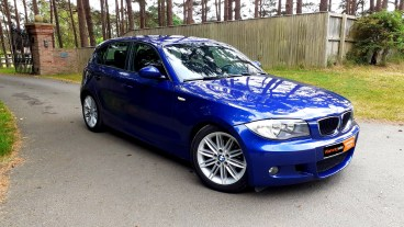 2009 BMW 118d M Sport for sale by Woodlands Cars (2)