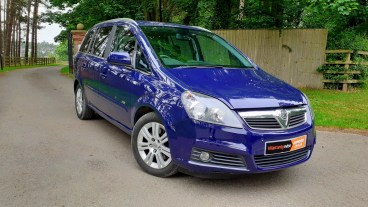 2013 Vauxhall Zafira 1.7 cdti for sale by Woodlands Cars (10)