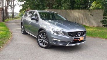 2017 Volvo V60 Cross Country for sale by Woodlands Cars (10)