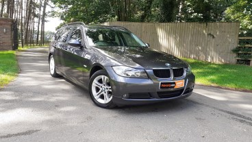 2008 BMW 320d SE Touring for sale by Woodlands Cars (11)