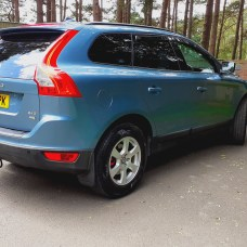 2009 Volvo XC60 2.4 D5 S DRIVe for sale by Woodlands Cars (3)